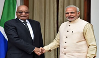 India Africa agree on areas of cooperation