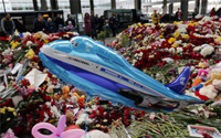 President Zuma sends a message of condolences following the Russian Airbus A321 plane crash in Egypt