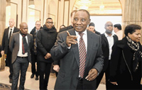 Ramaphosa to visit Iran this weekend