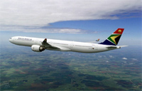 SAA resumes flights to the US