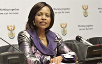 Statement by International Relations and Cooperation Minister Maite Nkoana Mashabane