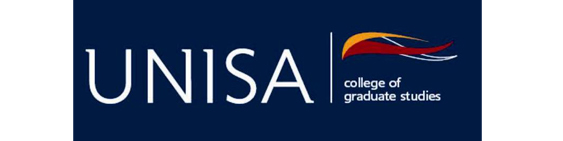 unisa college grad studies header